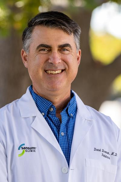 Photo of Daniel Brennan, MD, CLC, FAAP