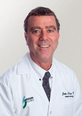 Photo of John Elder, MD