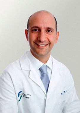Photo of Marc Zerey, MD, CM, MSc, FRCSC, FACS
