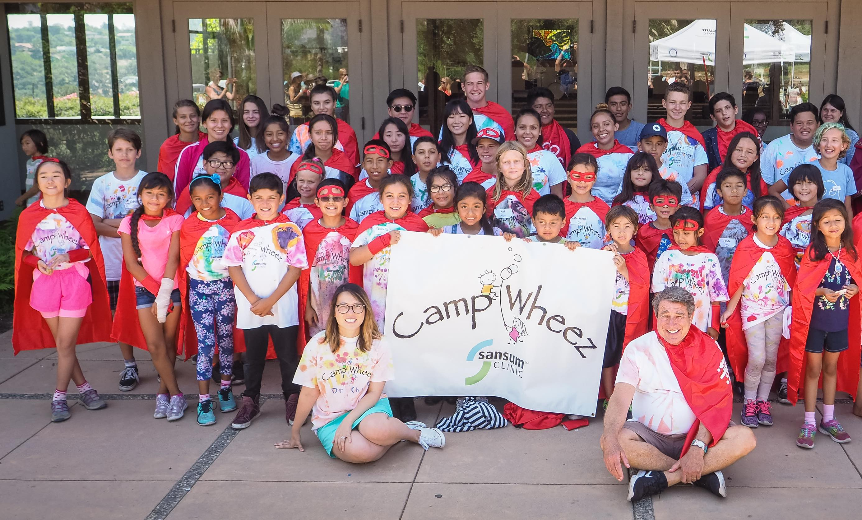Camp Wheez Group