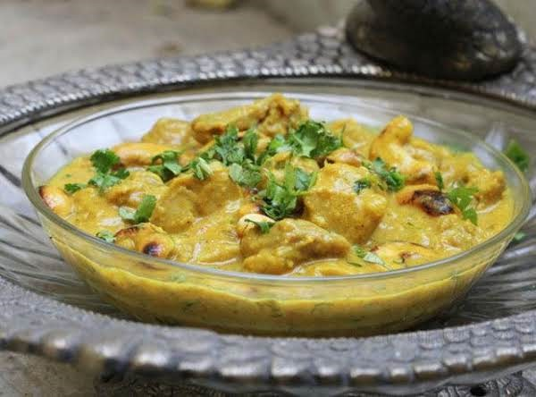 Quick curry recipe made in one pot