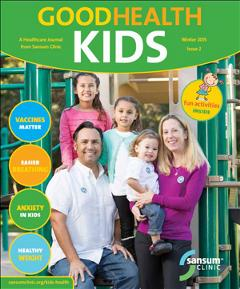 Good Health Kids Magazine Issue 2 Winter 2015