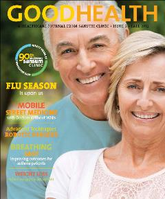 Good Health Magazine Issue 2 - Fall 2011