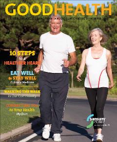 Good Health Magazine Issue 3 Winter 2012