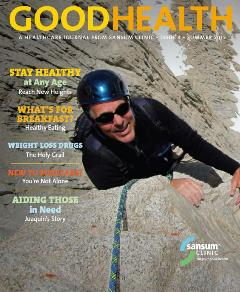 Good Health Magazine Issue 4 Summer 2012