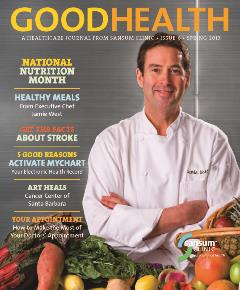 Good Health Magazine Issue 6 Spring 2013