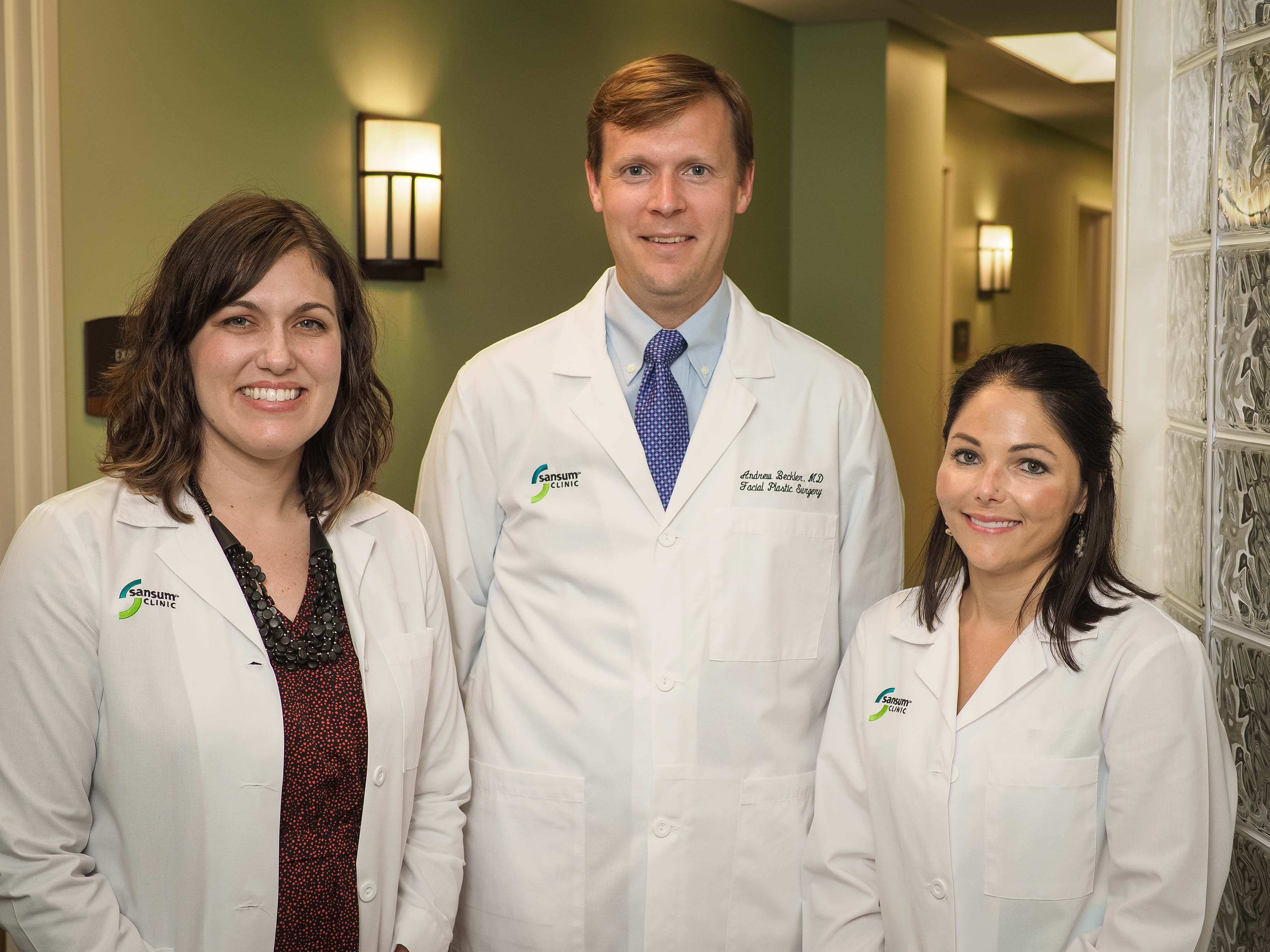 Dermatology Drs. Perrin, Barry and Beckler