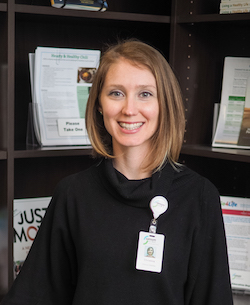 Christina Archer, MS, RD - Clinical Dietitian