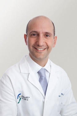 Dr. Marc Zerey, bariatric surgeon
